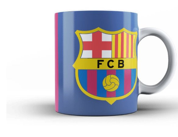 Caneca Barcelona FC
