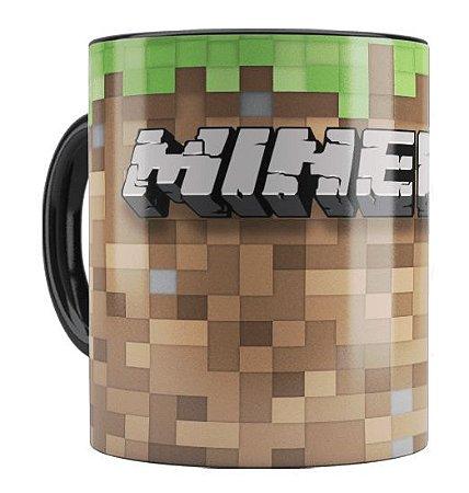 Caneca Minecraft Game