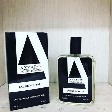 Perfume Importado Azzaro Masculino 100 Ml