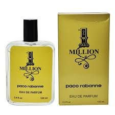 Perfume Importado One Million Masculino 100 Ml