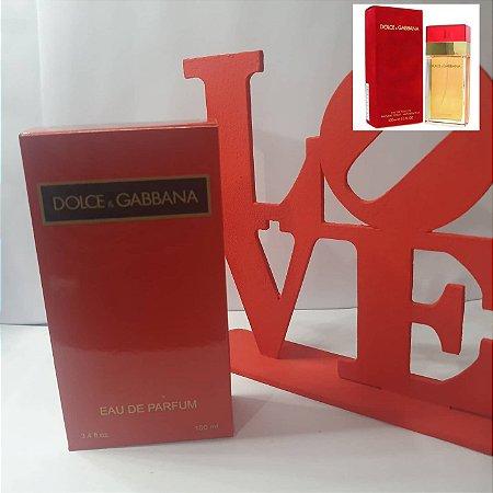 Perfume feminino Dolce Gabbana 100ml