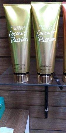 Creme hidratante Coconut Passion Victorias Secret