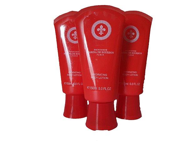 Creme hidratante rouge royal 150ml
