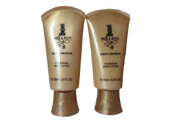 Creme hidratante one million 150ml