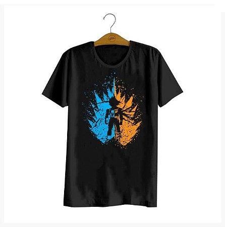 Camiseta Sayajins DragonBall