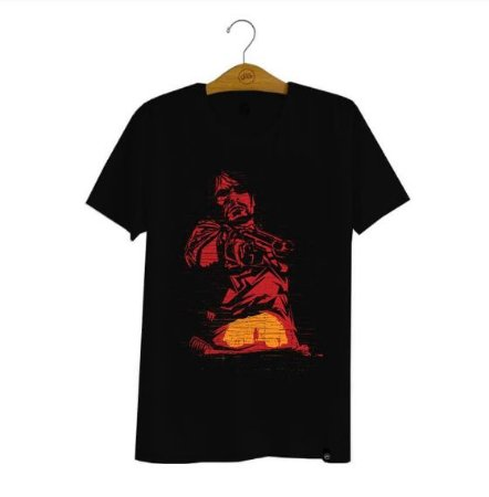 camiseta read dead redemption