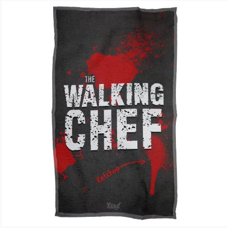 Pano Multiuso em Microfibra The Walking Chef