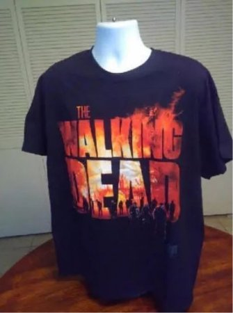 Camiseta The Walking Dead Twd tam. G