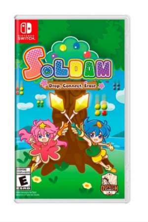 Nintendo Switch Soldam: Drop, Connect, Erase Lacrado