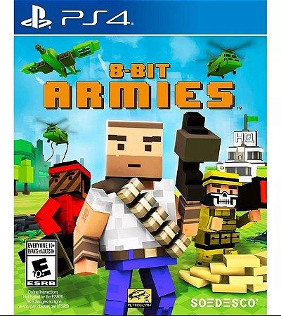 8 Bit Armies - PS4