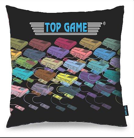 Almofada TOP GAME exclusiva 40 x 40