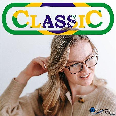 LENTE ANTIRREFLEXO CLASSIC | 1.61 | VISÃO SIMPLES | COMBINADOS COM ASTIGMATISMO ATÉ -2,00