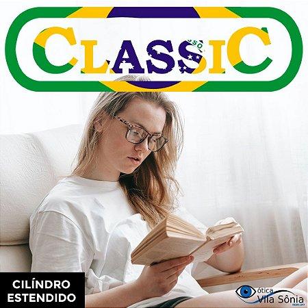 LENTE ANTIRREFLEXO CLASSIC   POLI   VISÃO SIMPLES   COMBINADOS COM ASTIGMATISMO ATÉ -4,00