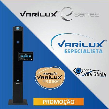 VARILUX E DESIGN | ORMA (ACRÍLICO) | TRANSITIONS | CRIZAL EASY PRO