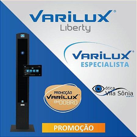 VARILUX LIBERTY | ORMA (ACRÍLICO) | TRANSITIONS | TRIO EASY CLEAN