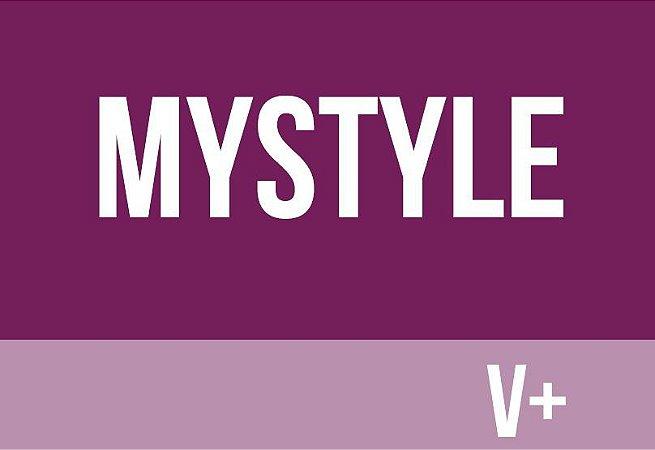 HOYA ID MYSTYLE V+   TRIVEX   ANTIRREFLEXO BLUECONTROL OU LONGLIFE   +6.00 a -8.00; CIL. ATÉ -6.00