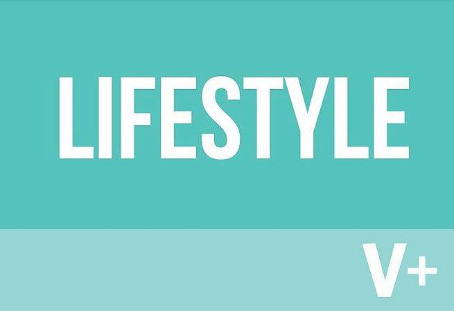 HOYA ID LIFESTYLE V+ | TRIVEX | ANTIRREFLEXO BLUECONTROL OU LONGLIFE | +6.00 a -8.00; CIL. ATÉ -4.00