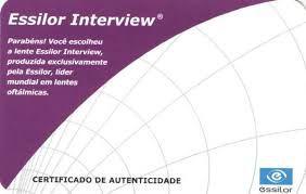 INTERVIEW ORMA ANTIRREFLEXO TRIO EASY CLEAN