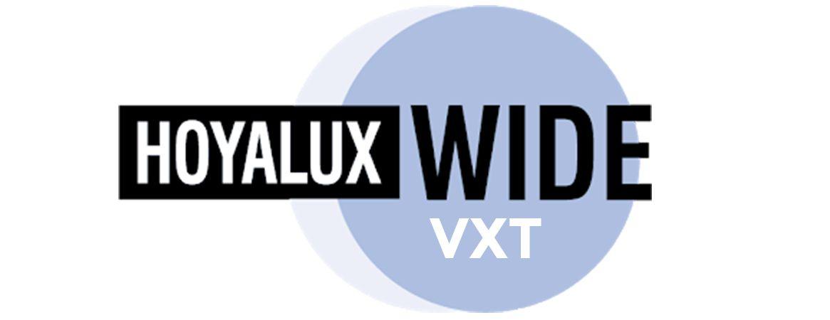 HOYA WIDE VXT | TRIVEX | SENSITY | +6.00 a -8.00; CIL. ATÉ -6.00
