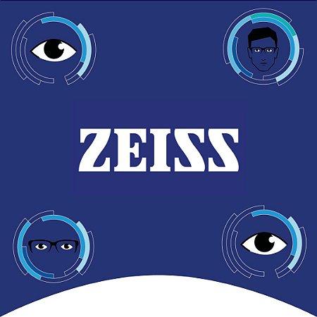 ZEISS VISÃO SIMPLES INDIVIDUAL | 1.67 | PHOTOFUSION CINZA/MARROM