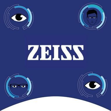 ZEISS VISÃO SIMPLES FREEFORM   1.67   PHOTOFUSION CINZA
