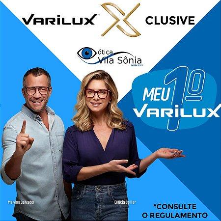 VARILUX XCLUSIVE | AIRWEAR (POLICARBONATO) | PROMOÇÃO MEU PRIMEIRO VARILUX