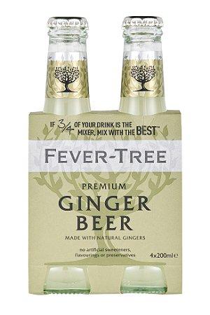 5. Mixer de Gengibre - Ginger Beer | 4 unidades