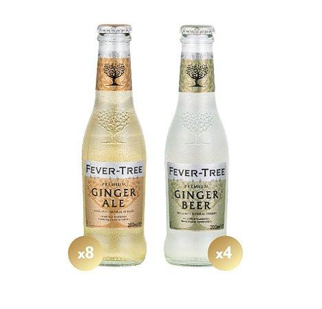 Seleção Ginger Ale | 12 Mixers