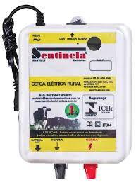 ELETRIFICADOR DE CERCA LUZ 220V C/REGULADOR SENTINELA 1013