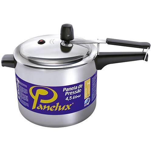 1423 PANELA PRESSAO PANELUX POLIDA 4 5LT