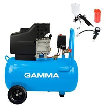 28121 MOTOCOMPRESSOR DE AR GAMMA 24L 220V2HP