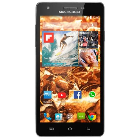 Smartphone Tablet Mini Ms6 Colors Quad Core NB211 Multilaser