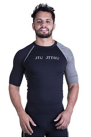 Rashguard de Compressão Jiu Jitsu