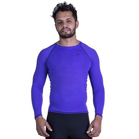 Camiseta de Compressão Km10 Sports