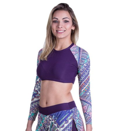 Cropped Etnic Km10 Sports