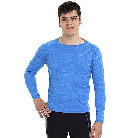 Camiseta Térmica Masculina Km10 Sports