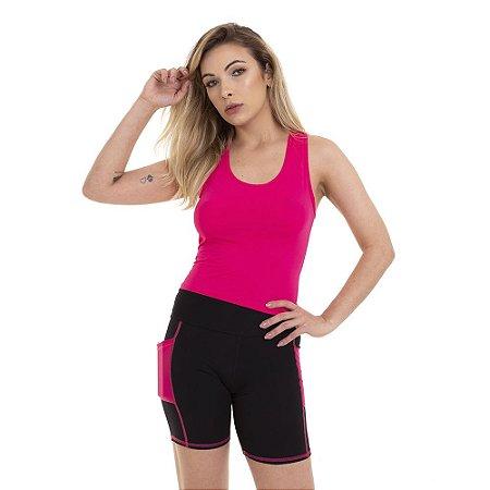 Regata Feminina Proteção UV50 Km10 Sports
