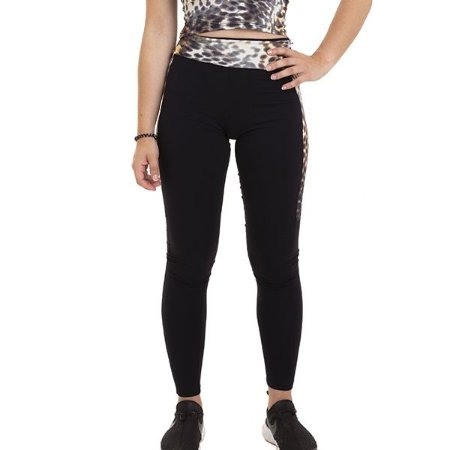 Legging Feminina Animal Print Km10 Sports