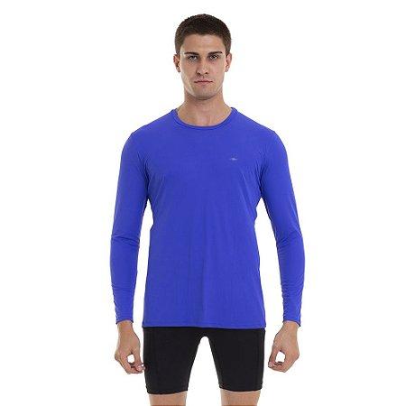 Camiseta Masculina Proteção UV50 Km10 Sports