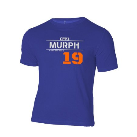 Camiseta Masculina Murph Cross Train Km10 Sports