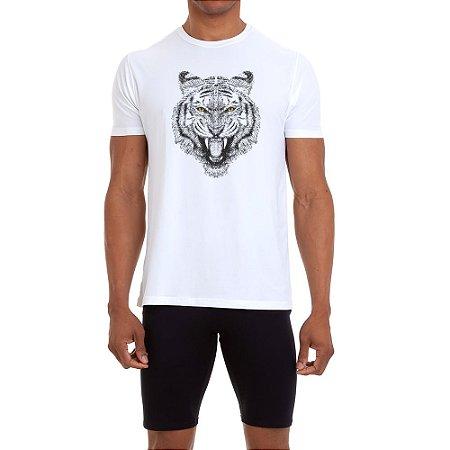 Camiseta Masculina Tiger Km10 Sports