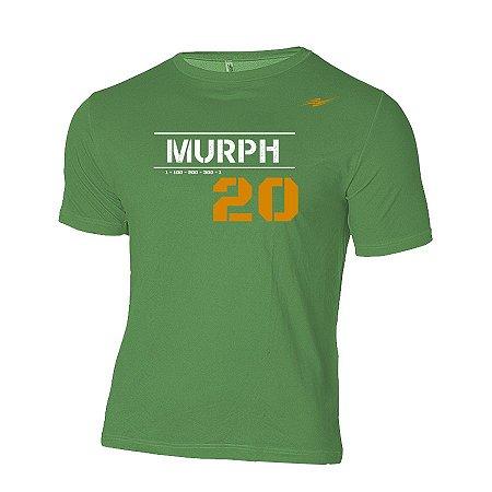 Camiseta Masculina Murph 2020 Km10 Sports