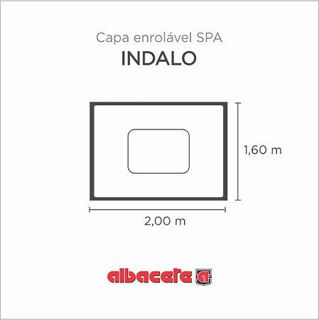 CapaSPA para banheira SPA Indalo  Albacete