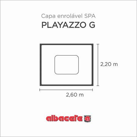 CapaSPA para banheira SPA Playazo G Albacete