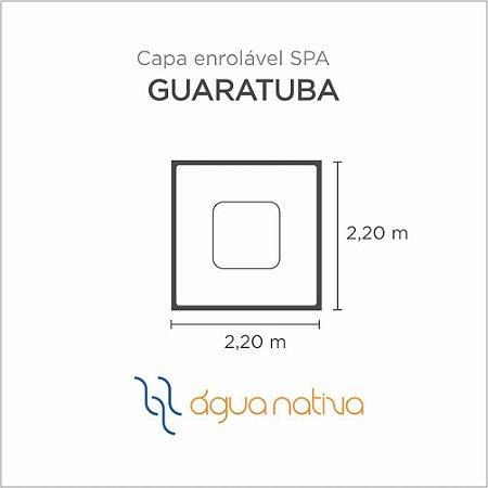 Capa Spa Enrolável Spa Guaratuba Agua Nativa