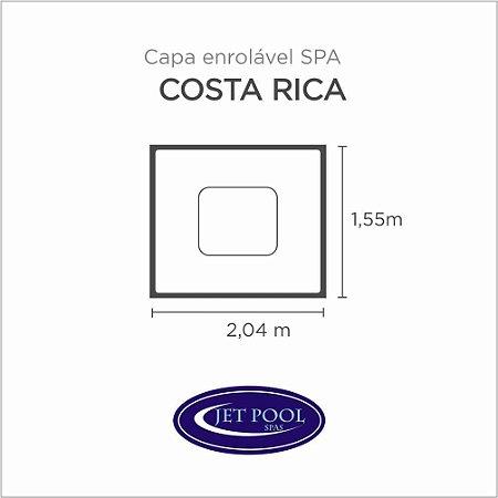 Capa Spa Enrolável Spa Costa Rica Jet Pool