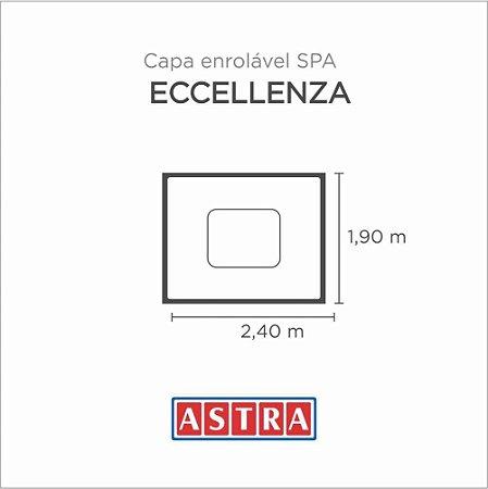 Capa Spa Enrolável Spa Eccellenza - Spa01/Sp01 Astra