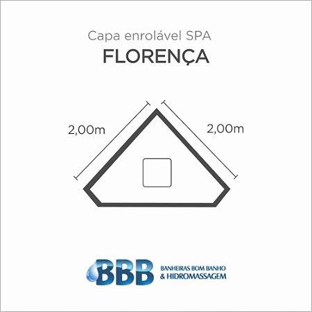 Capa Spa Enrolável Spa Florenca Bom Banho