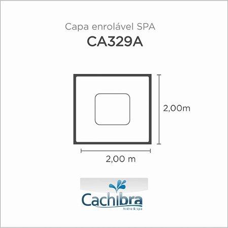 Capa Spa Enrolável Spa Modelo Ca329A Cachibra