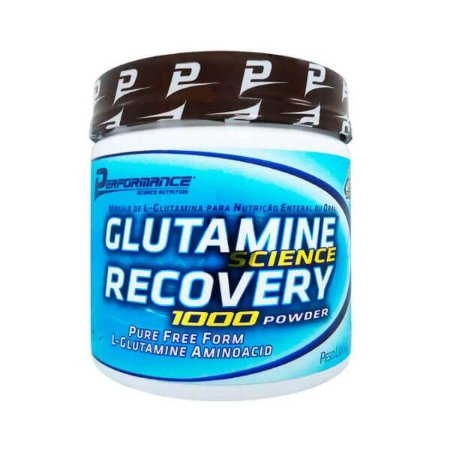 Glutamina Science Recovery 1000 Powder 300g Performance Nutrition